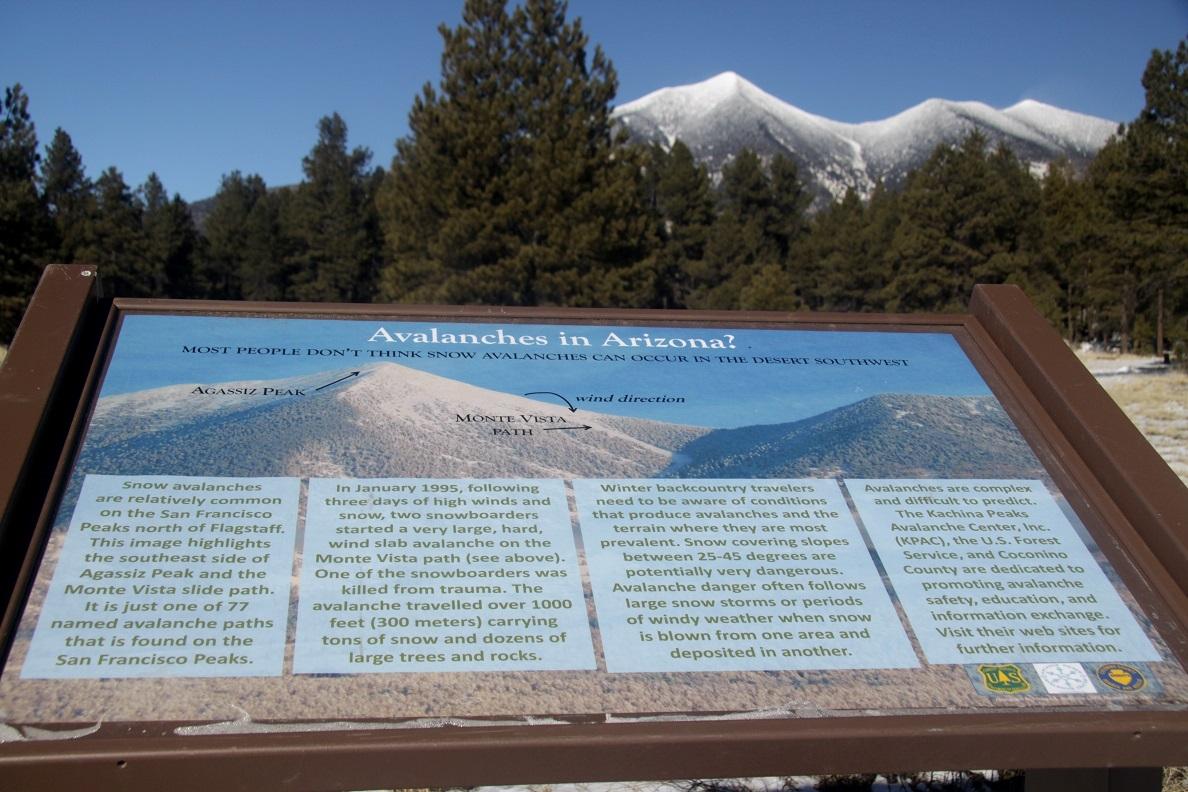 peaks view sign